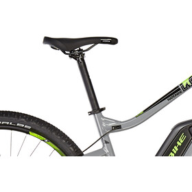 HAIBIKE SDURO HardNine 4.0, grey/black/green